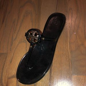 Tory Burch Shoes - Tory Burch Mini Miller Jelly Flat